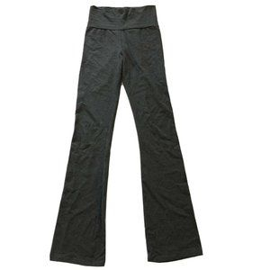 Brandy Melville Women's Gray Yoga Pants 0